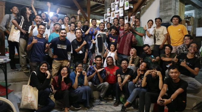 """Pusparagam Pengarsipan: """"The Possibility of Socially Engaged Archiving"""""""